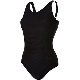 speedo Vivienne Clipback 1 Piece Badpak Dames, black